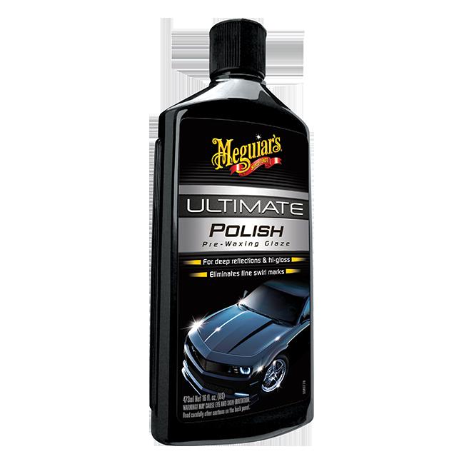 Lustrador Ultimate Polish 473ml - G19216 - Meguiars