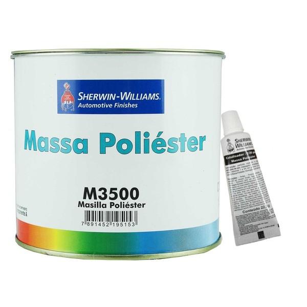Massa Poliéster M3500 1,5kg Sherwin-Williams