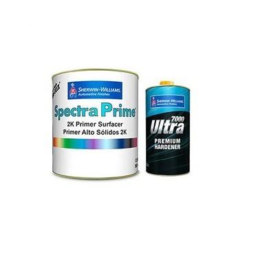 Primer PU Spectra Prime 3,6l com Catalisador 900ml Sherwin-Williams