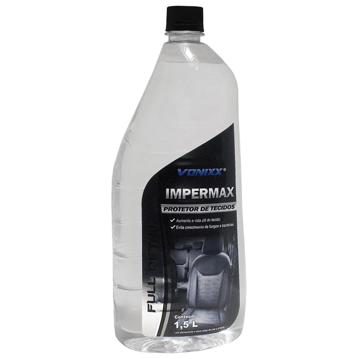 Protetor de Tecidos Impermax 1,5 Litros Vonixx