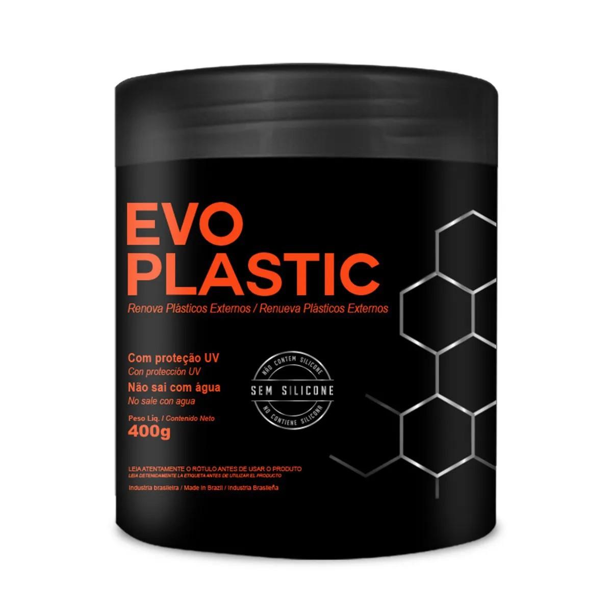 Renova Plásticos Externos 400g Evoplastic Evox