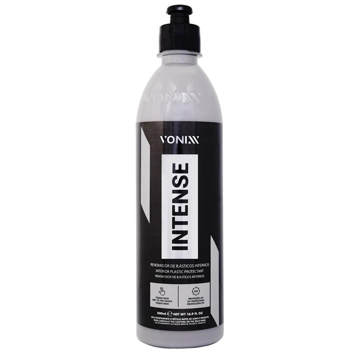 Renovador de Plásticos Internos Intense 500ml Vonixx