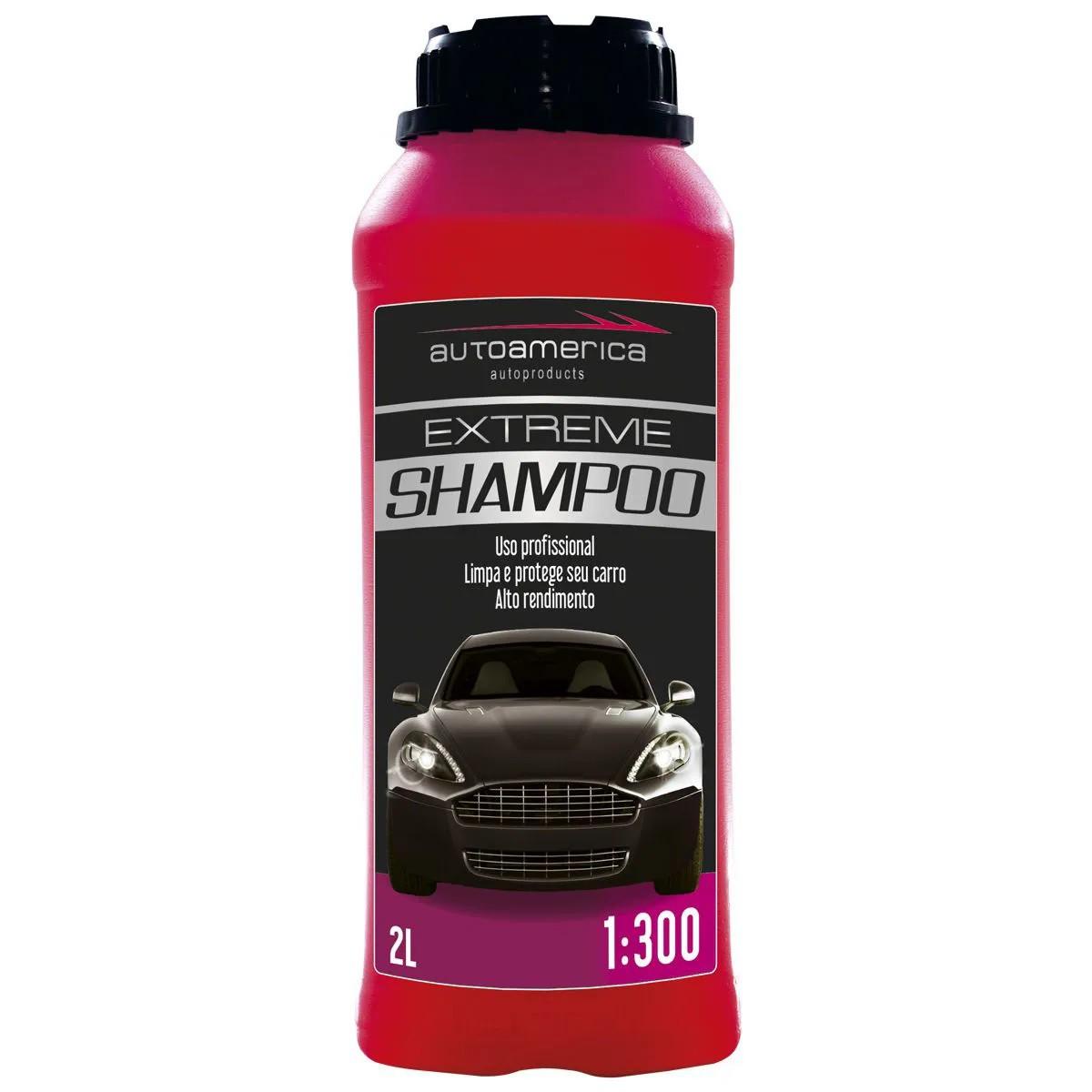 Shampoo Automotivo Extreme 2 Litros Autoamerica