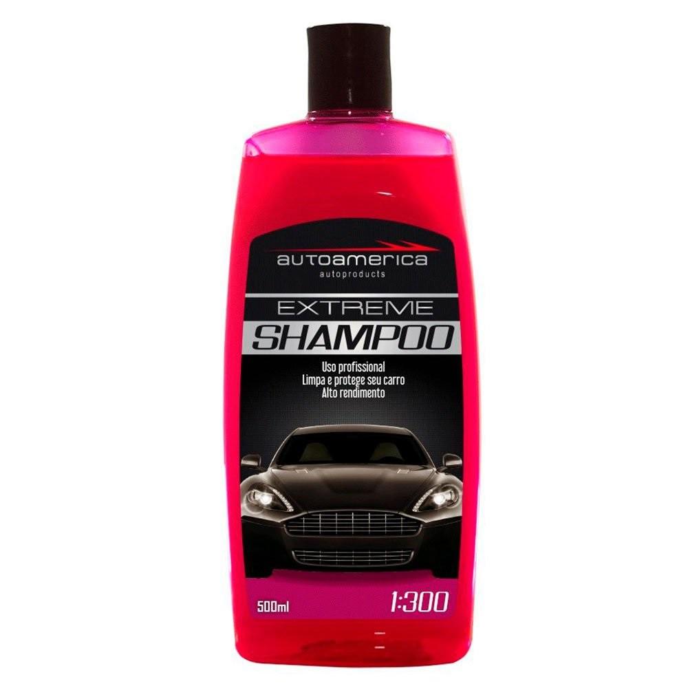 Shampoo Automotivo Extreme 500ml Autoamerica