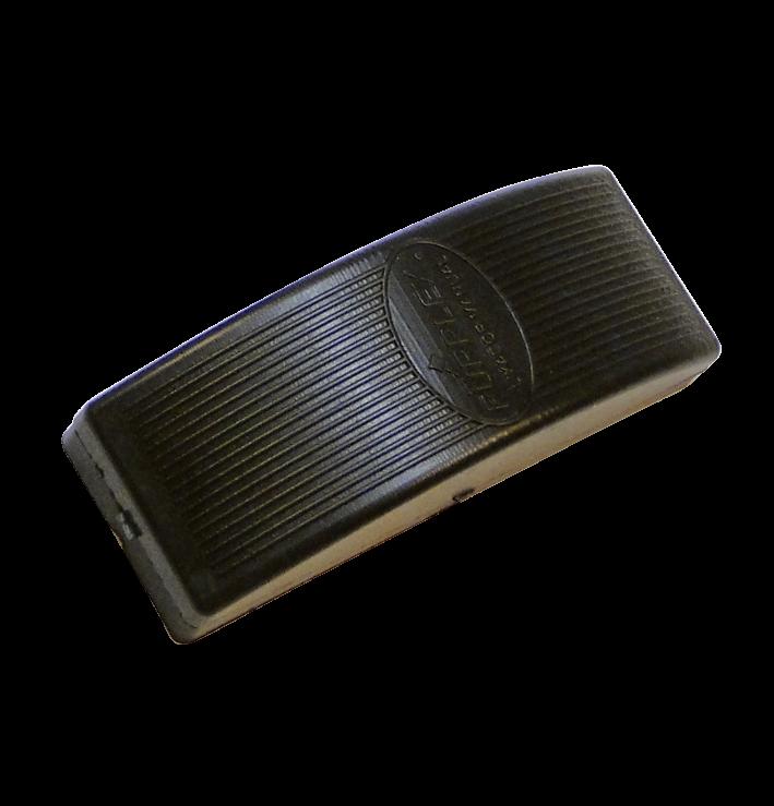 Taco Lixador de Borracha Manual Pequeno 006 Purplex