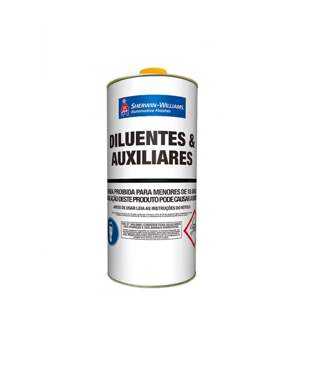 Thinner 447 para Retoque Automotivo Spot-Repair 900ml Sherwin-Williams