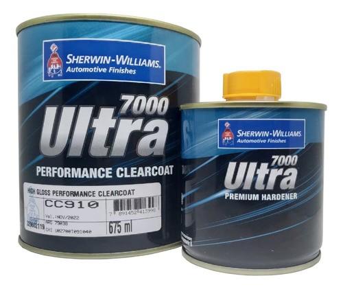 Verniz CC910 Performance Clearcoat Ultra 7000 Sherwin-Williams