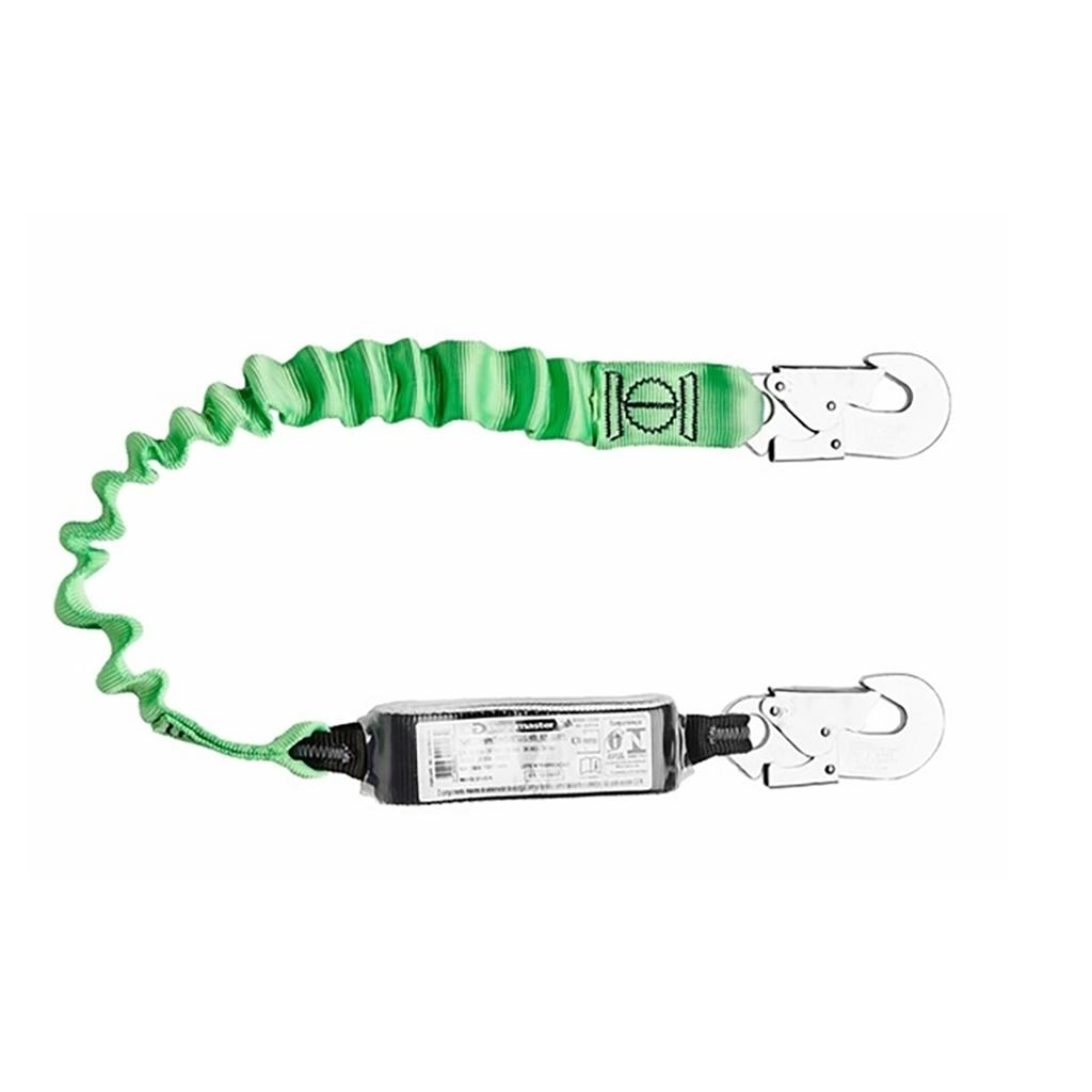 TALABARTE ELASTIZADO SIMPLES COM ABSORVEDOR DE ENERGIA ABS DEGOMASTER DG 8015 DEGOMASTER