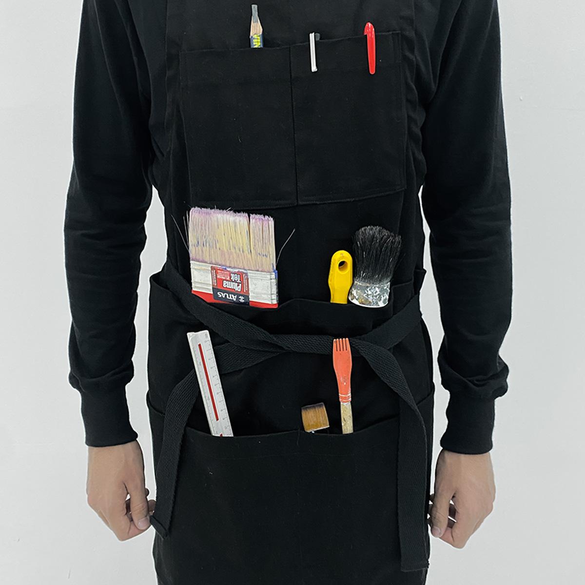 Work Vest - Preto