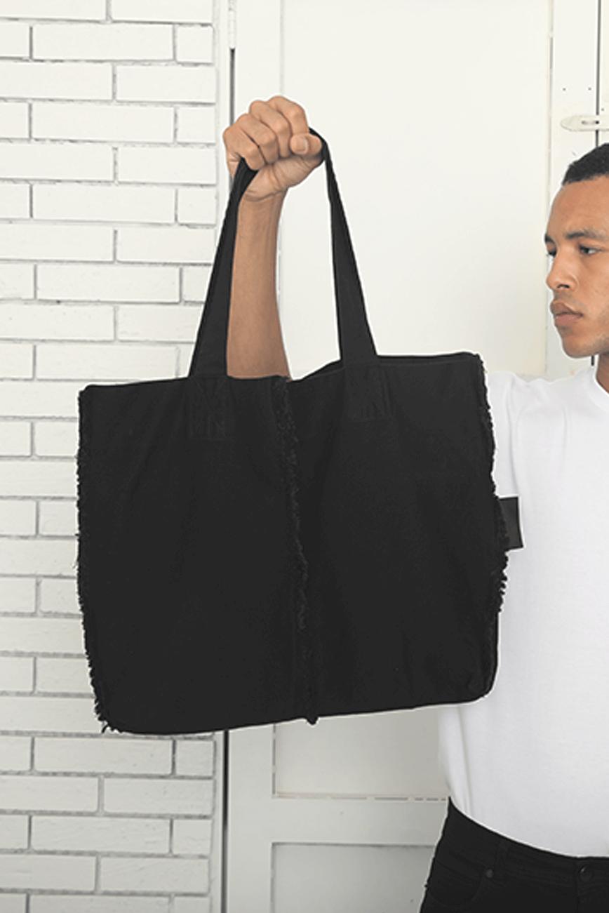 Basic Bag - Preto