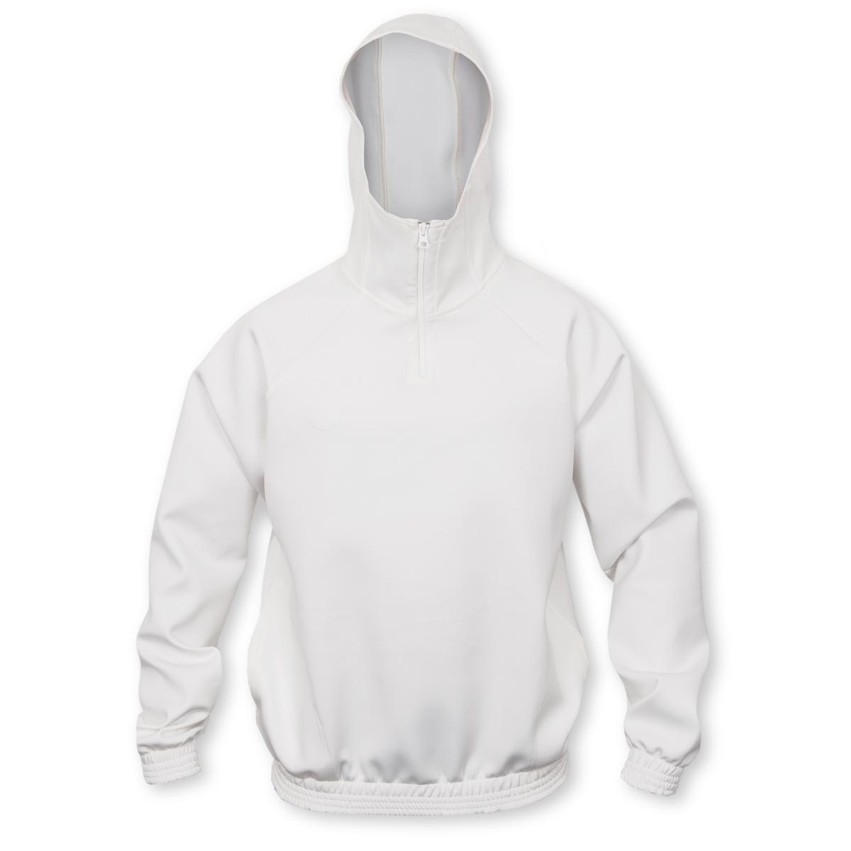 Blusa Anorak Neoprene - Branco