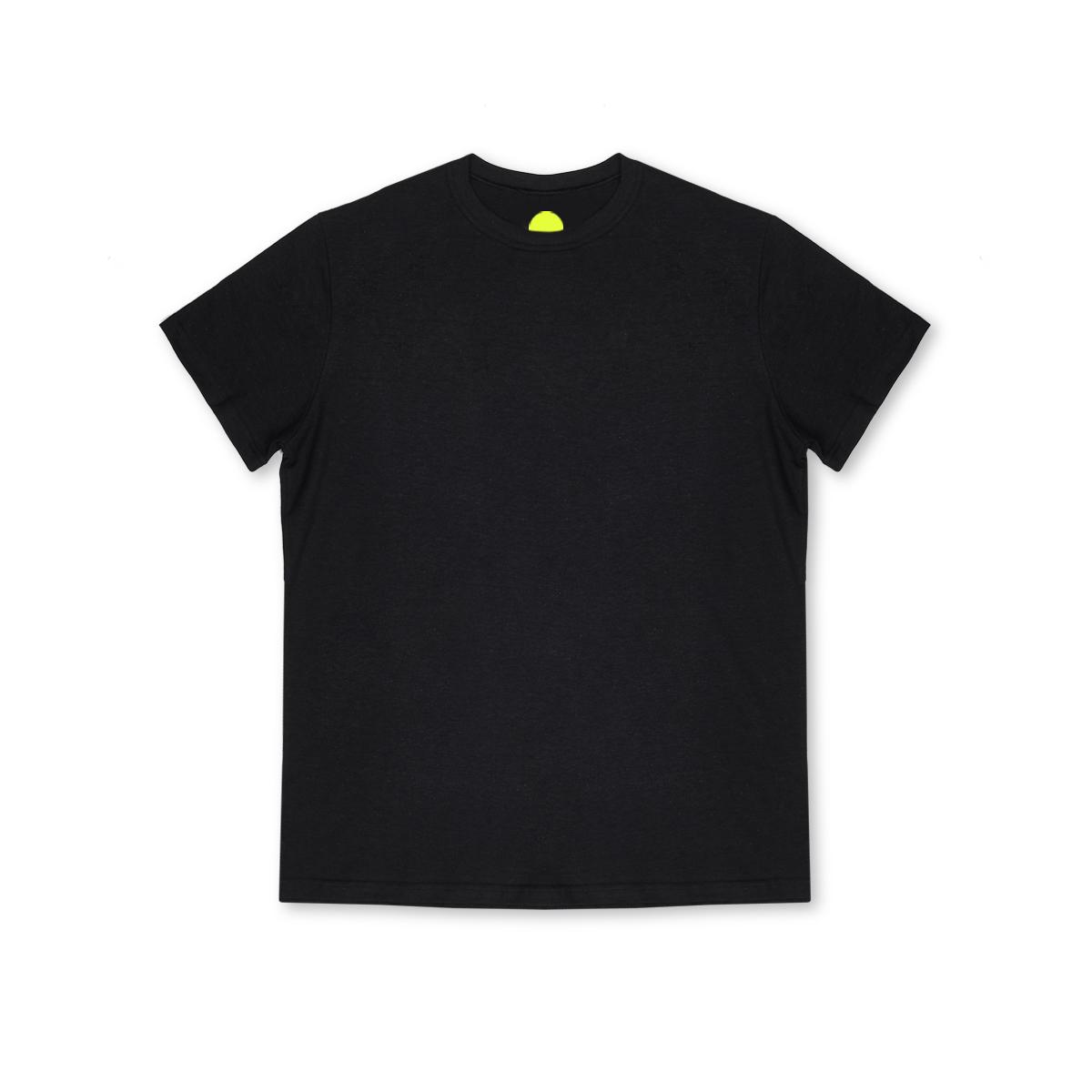 Camiseta Circle - Preto