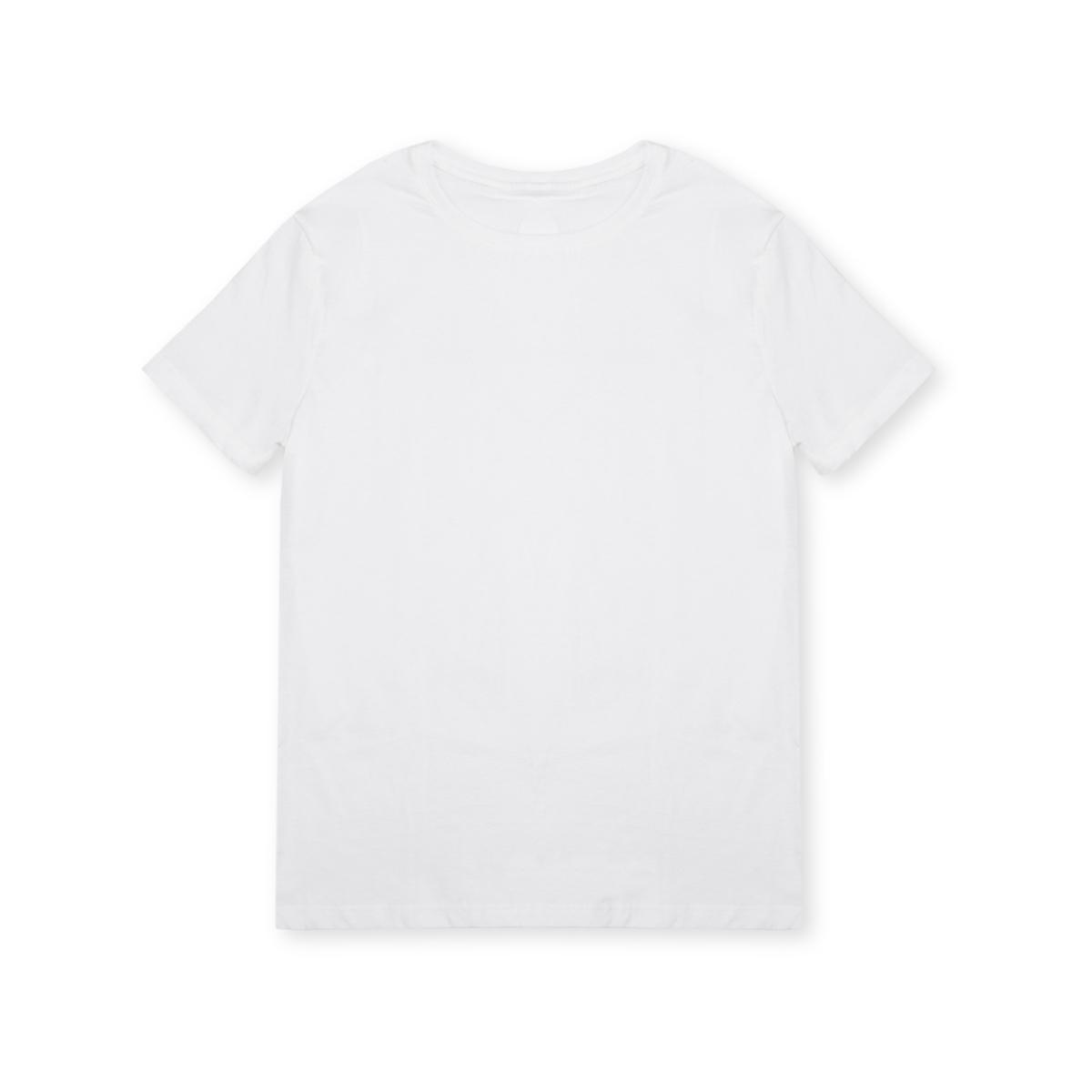 Camiseta Classic Fio40 - Branco