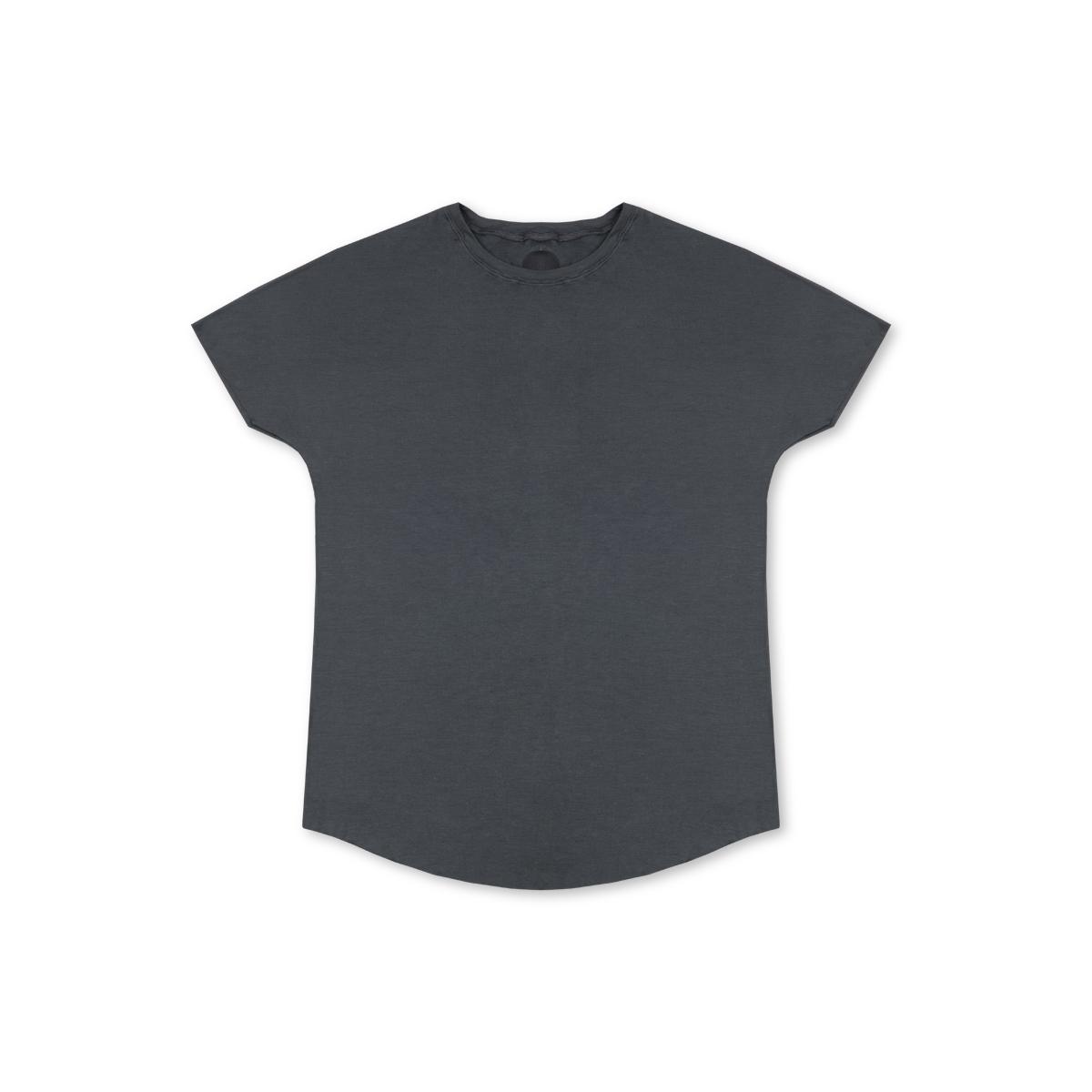 Camiseta Essential - Chumbo