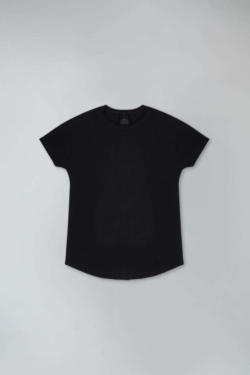 camiseta essential - preto