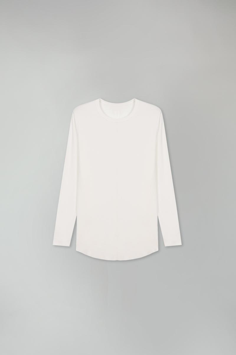 camiseta jumper - branco