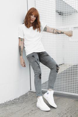 Camiseta Lysa Fio40 - Branco