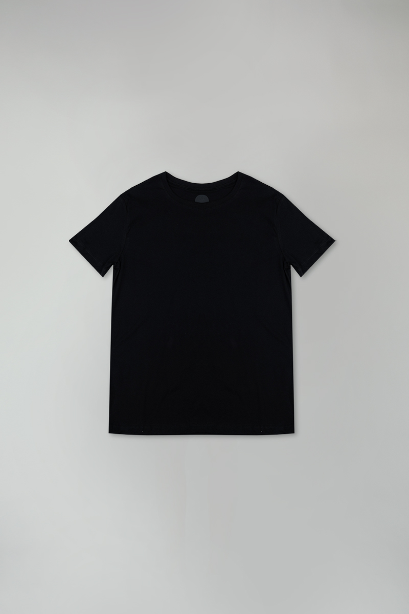 camiseta organic classic fio40 - preto