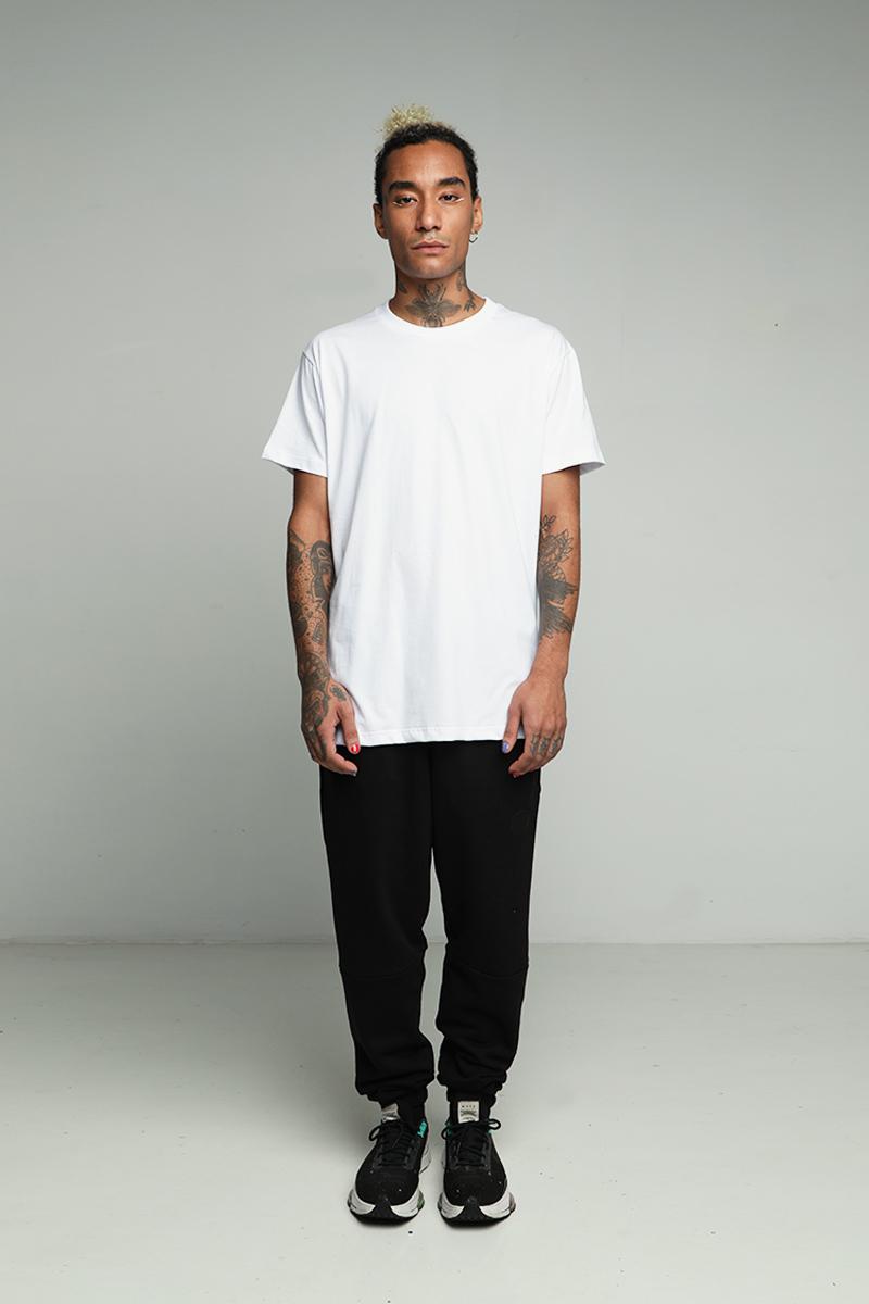 camiseta sk8 - branco