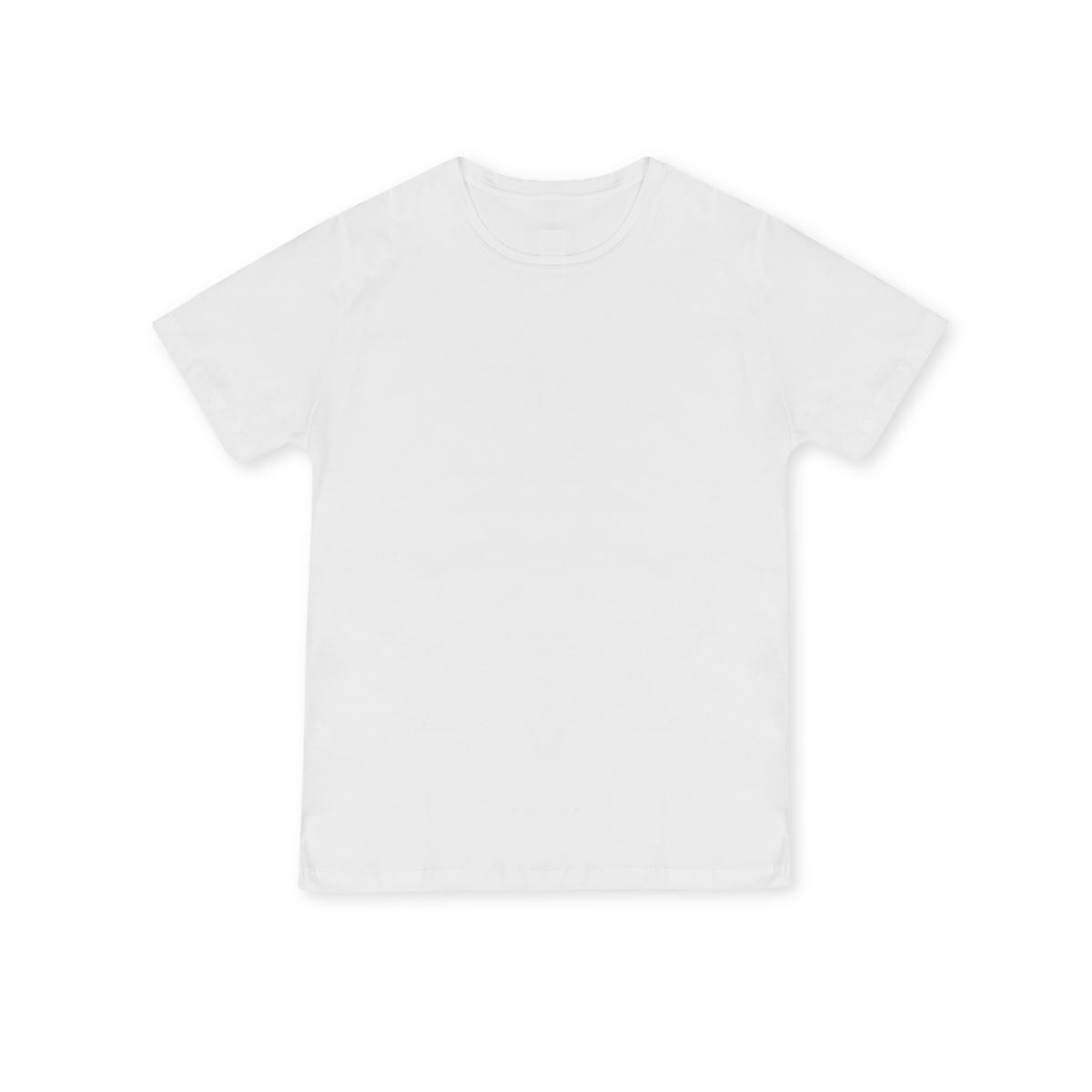 Camiseta Standard - Branco