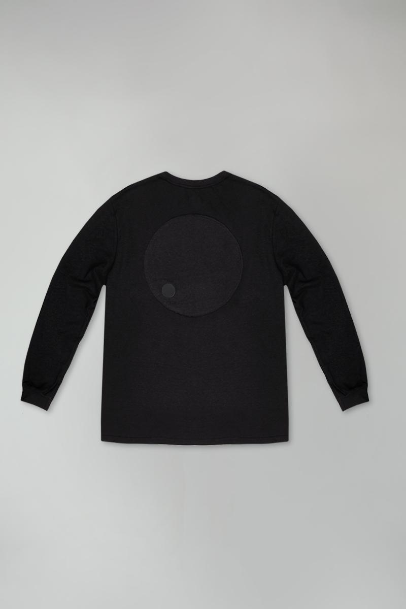 circle jumper - preto