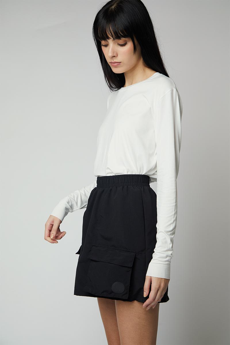 lifeproof skirt - preto