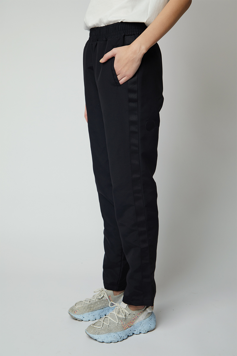 lifeproof track pants - preto