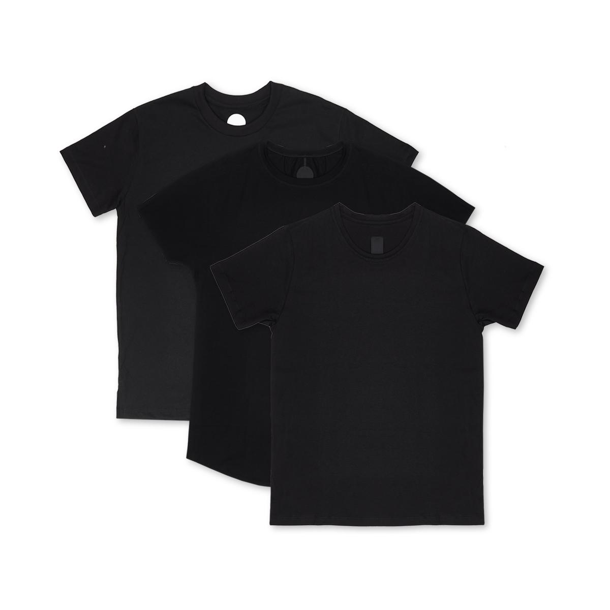 Pack Camisetas Pretas