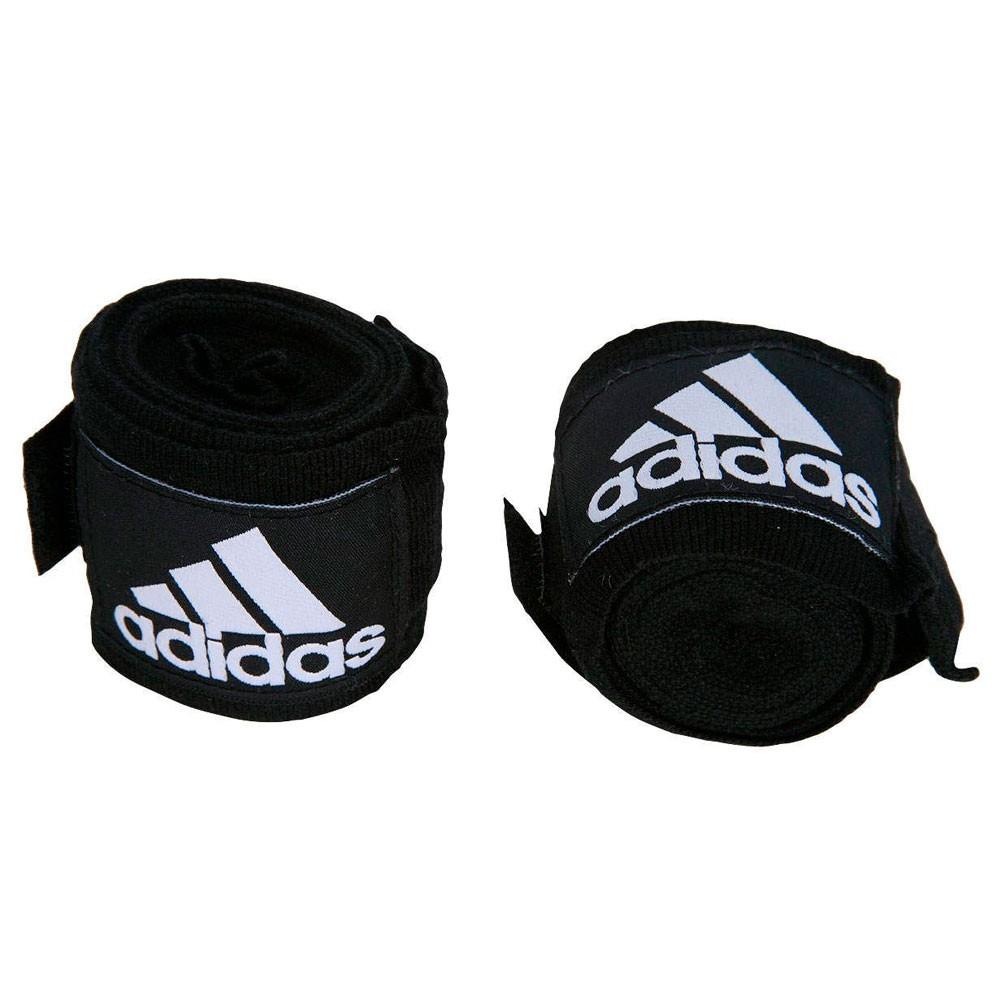 Bandagem Adidas Boxe/Muay Thai Preta