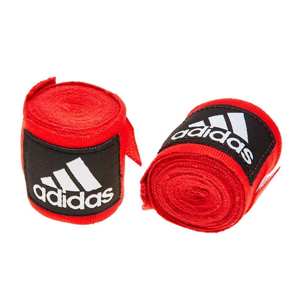 Bandagem Adidas Boxe/Muay Thai Vermelha