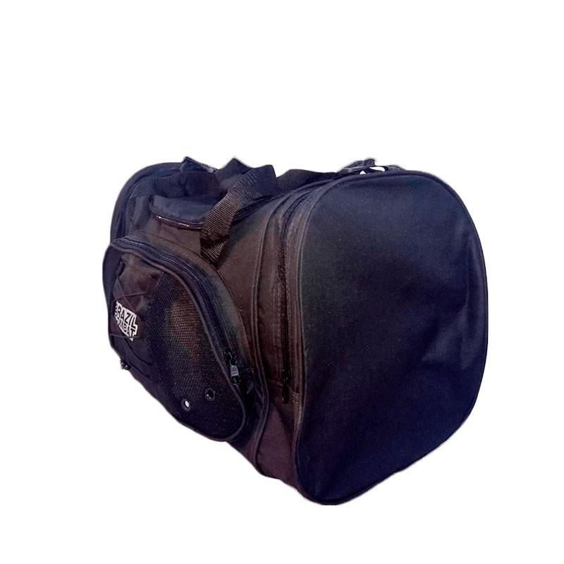 Bolsa Kimono Preta Travel Bag Brazil Combat