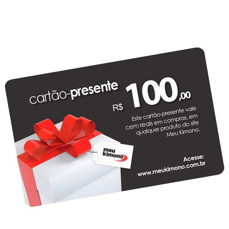 Cartão Presente R$ 100,00