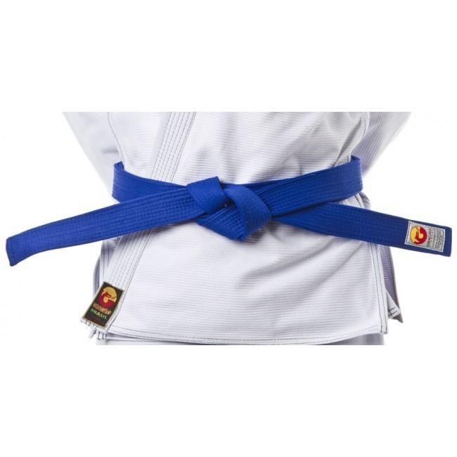 Faixa Judo Dragão Original Azul Royal