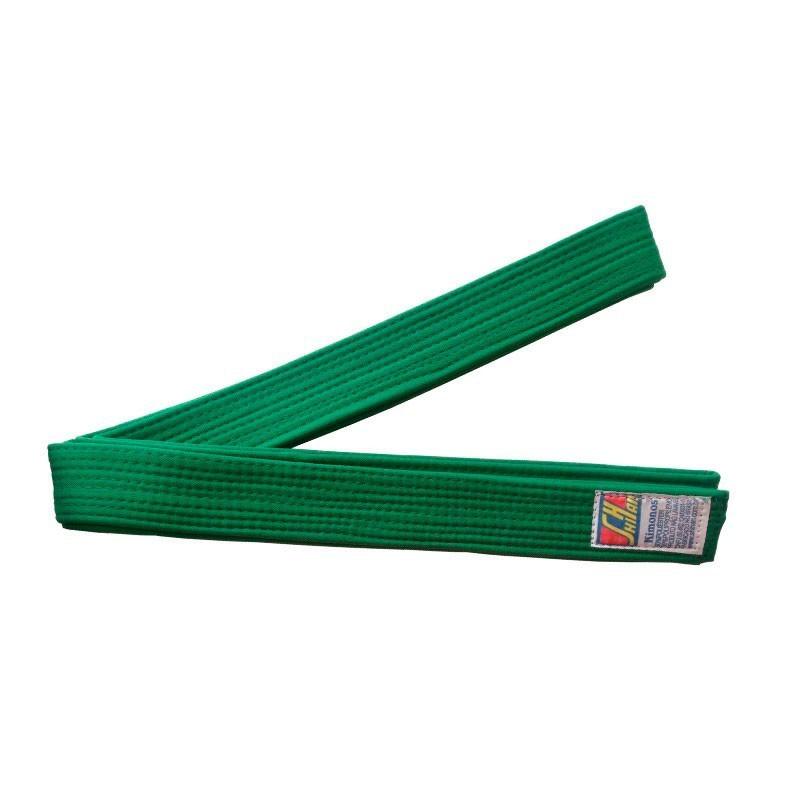 Faixa Judo Shihan Verde Extra