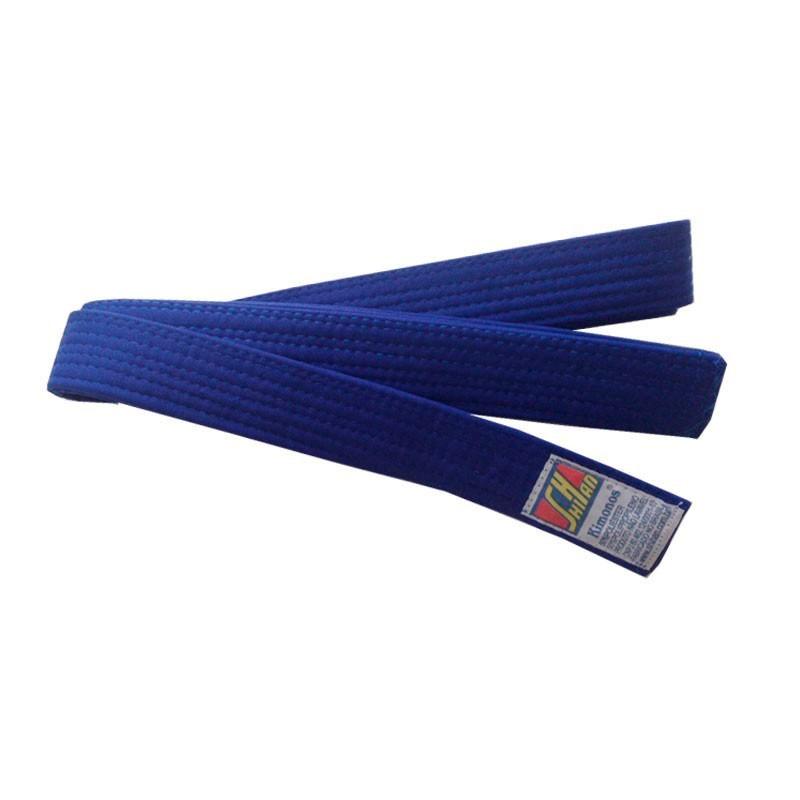 Faixa Karate Shihan Azul Royal