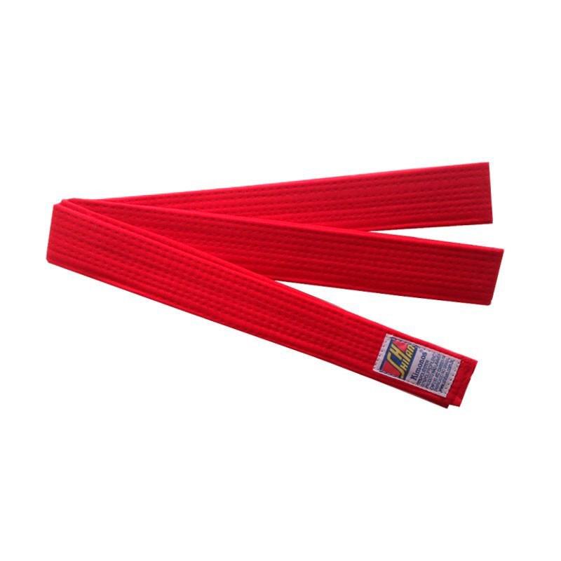 Faixa Karate Shihan Vermelha