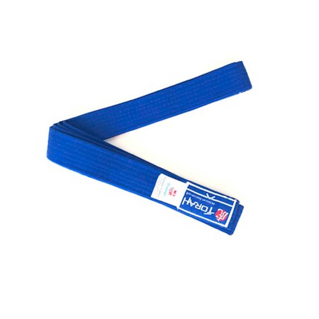 Faixa karate Torah Plus Azul Royal Infantil