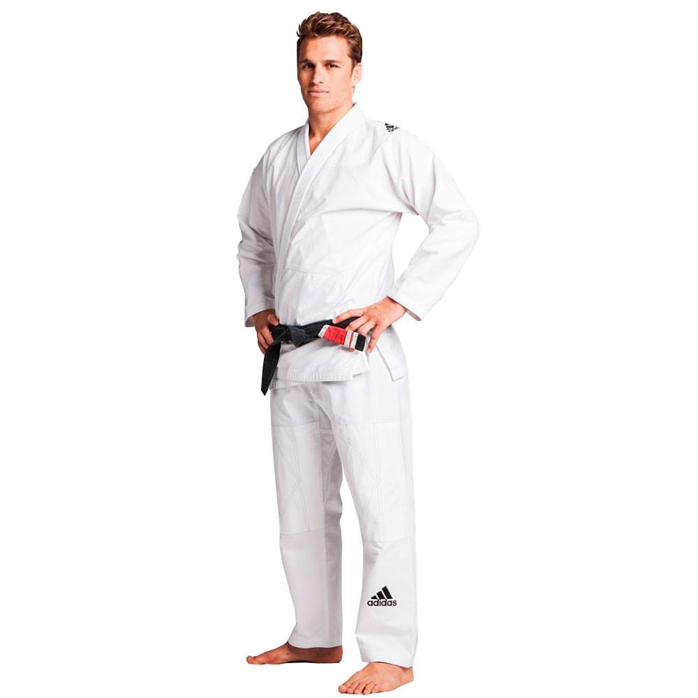 Kimono Jiu Jitsu Adidas Challenge 2.0 Branco