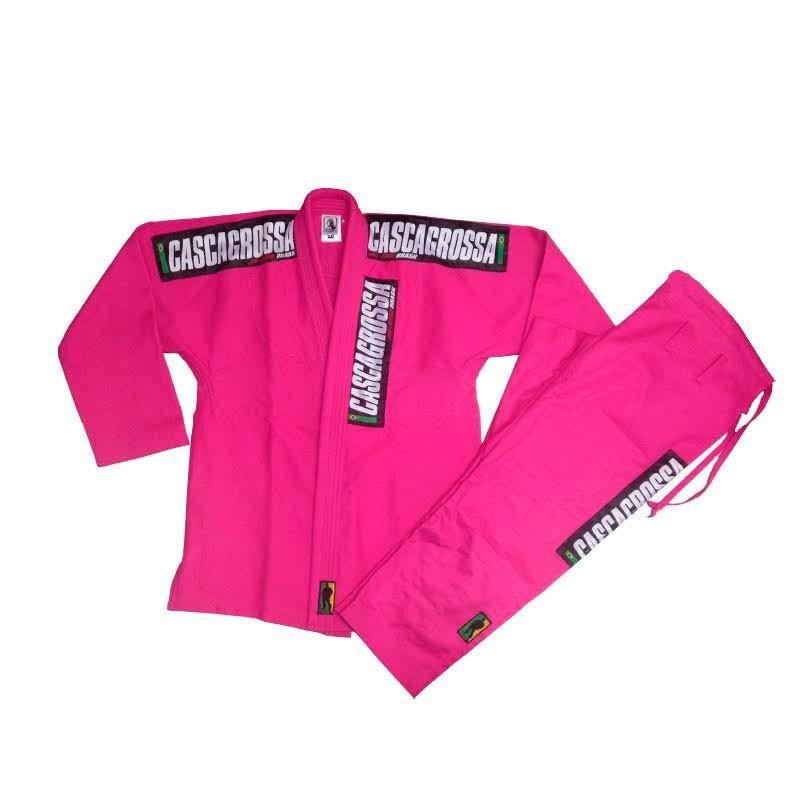 Kimono Jiu Jitsu Cascagrossa Pink