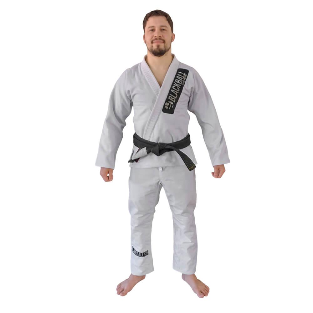 Kimono Jiu Jitsu New Evolution Branco Blackball