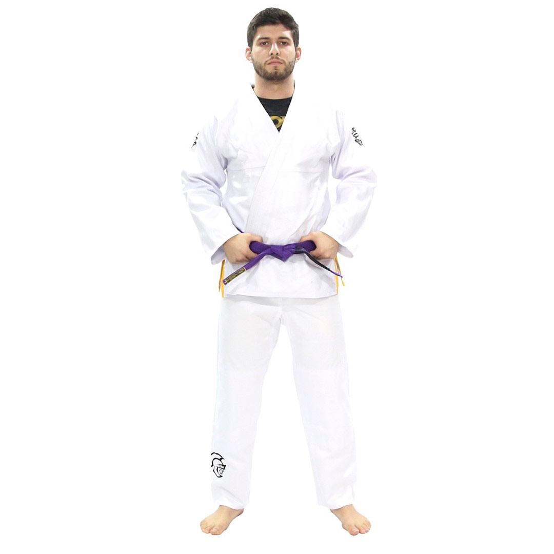 Kimono Jiu Jitsu Pretorian Elite Training Branco Adulto Unissex
