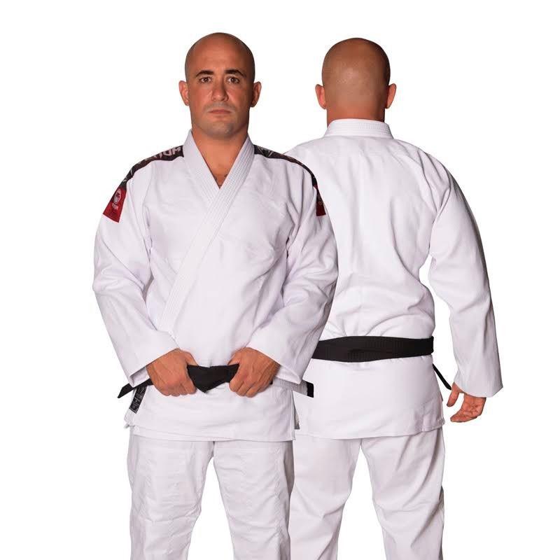 Kimono Jiu Jitsu Venum Super Light Branco Adulto Unissex