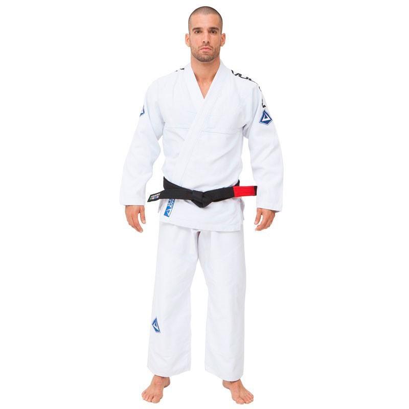 Kimono Jiu Jitsu Vulkan Viper Pro Branco Adulto Unissex
