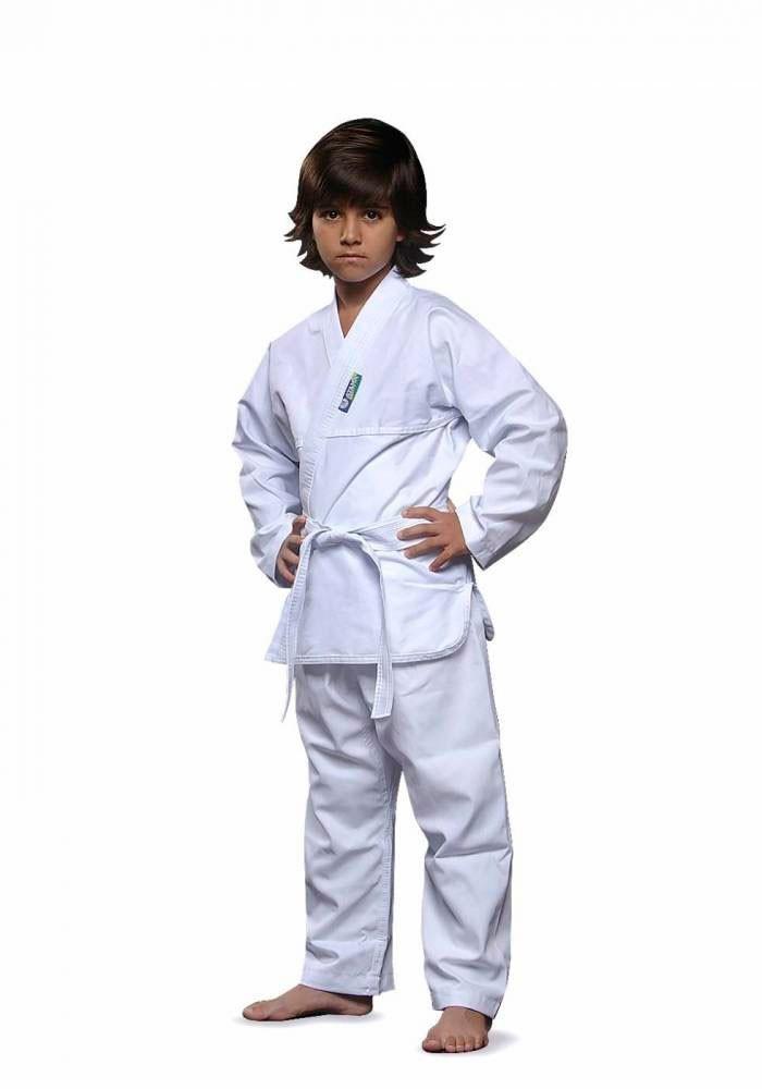 Kimono Judo Atama Kids Branco Infantil