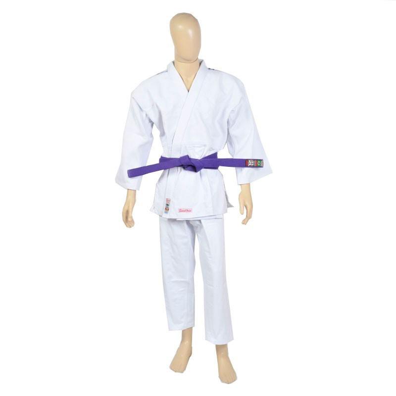 Kimono Judo Shihan Grand Prix Branco Adulto Unissex