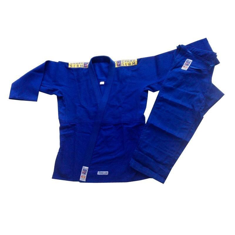Kimono Judo Shihan Grand Slam Azul Adulto Unissex