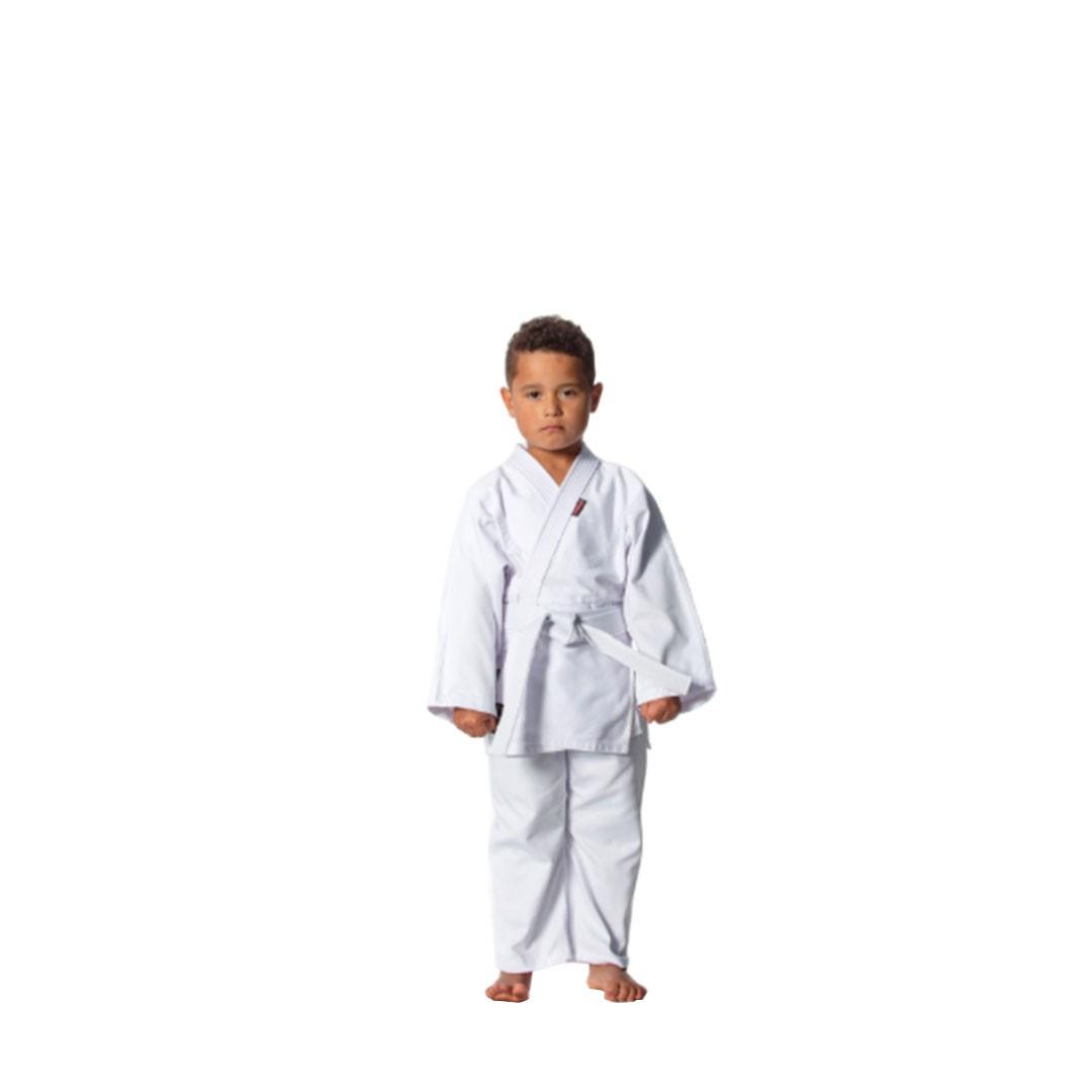 Kimono Judo Shiroi Kids Branco Infantil