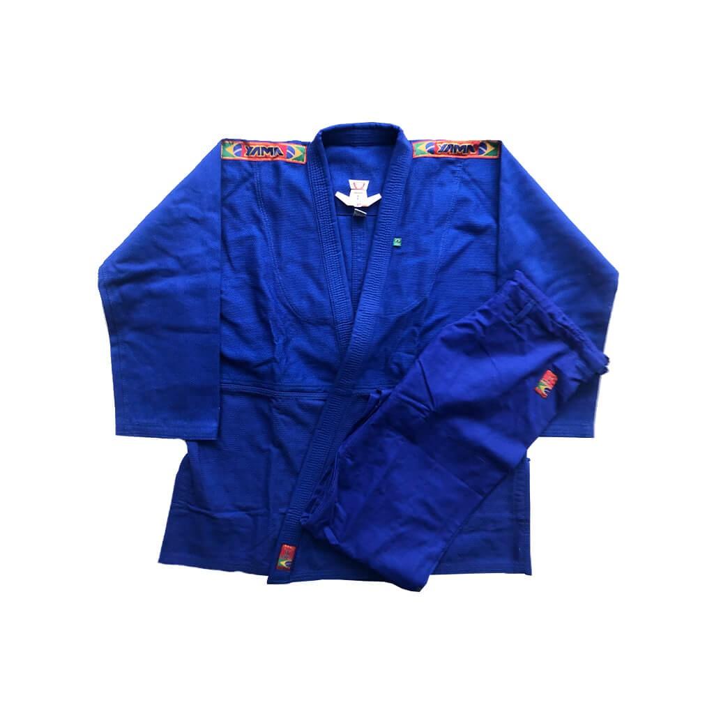 Kimono Judo Yama Especial Azul 2.0 Adulto Unissex