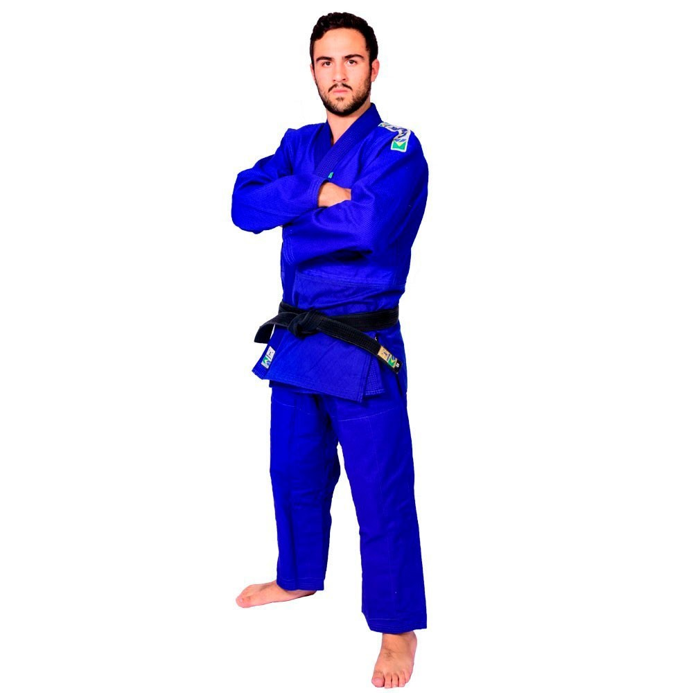 Kimono Judo Yama Especial Azul Adulto Unissex