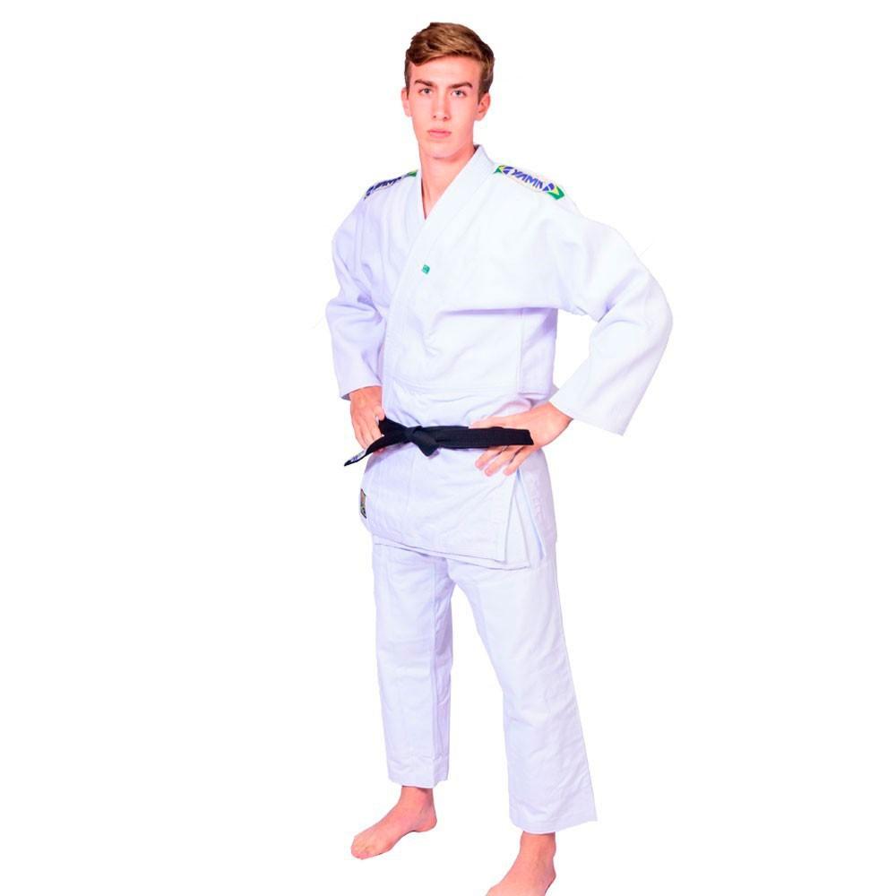 Kimono Judo Yama Especial Branco Adulto Unissex